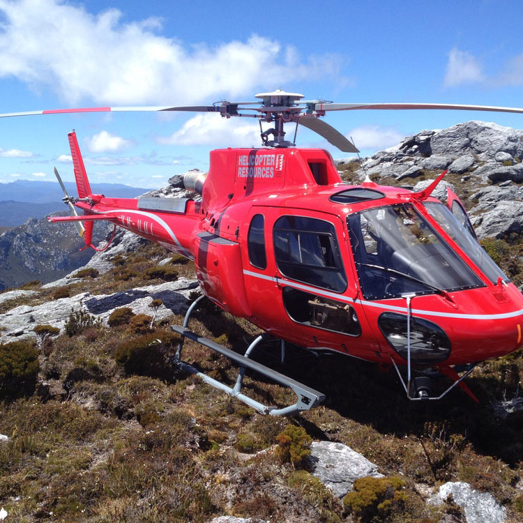 H125 helicopter